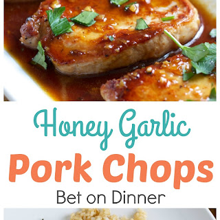 Recipe - Honey Garlic Pork Chops Recipe