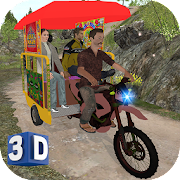 Game Off-Road Chingchi Rickshaw Sim APK for Windows Phone