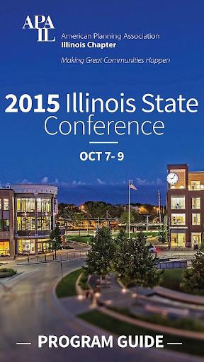 2015 APA IL State Conference