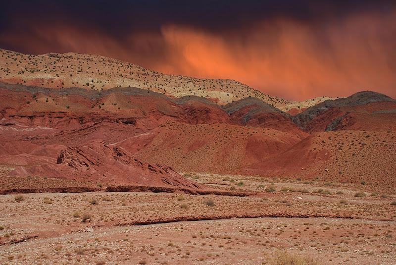 Montagne marocchine di Clara