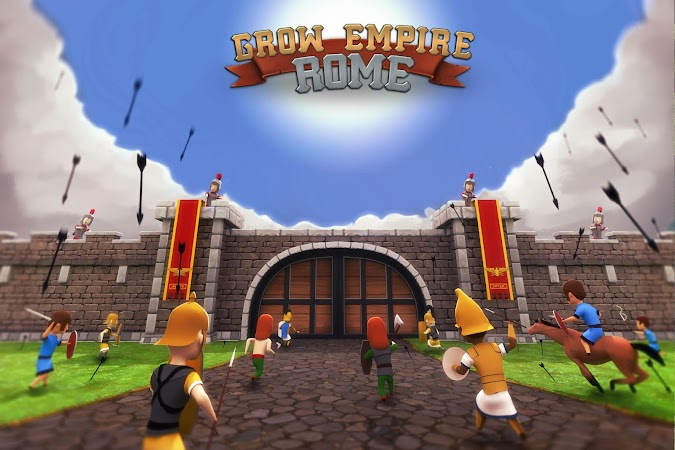 Grow Empire: Rome v1.1.2 [Mod]