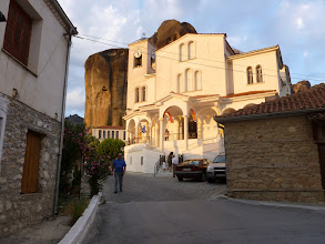 Photo: L'église de Kastraki