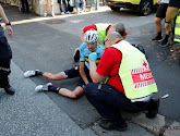 Ook Belgische vrouwen vallen als vliegen: Van den Steen afgevoerd naar het ziekenhuis