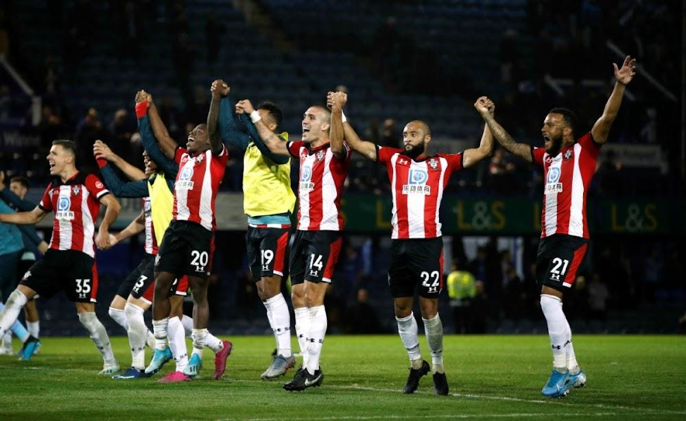 Southampton lyk nou 'n groot wedstryd vir die lyding van Spurs
