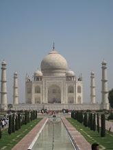 Photo: The Taj Mahal