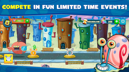 SpongeBob: Krusty Cook-Off 1.0.21 Screenshots 7