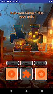 Halloween Game Puzzle And Wallpapers HD 4K 1.3 APK with Mod + Data 3