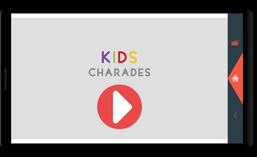 Kids Heads Up Charades