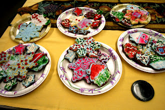Photo: holiday cookies