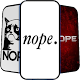 Download Nope Wallpapers For PC Windows and Mac