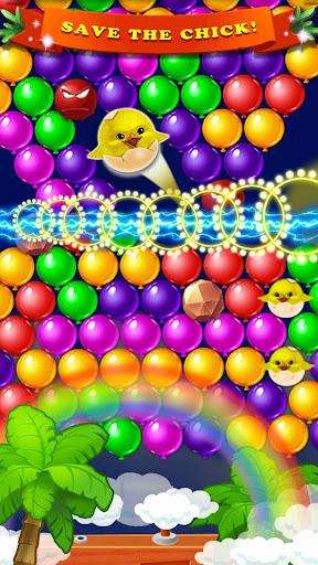 泡泡气球射击
