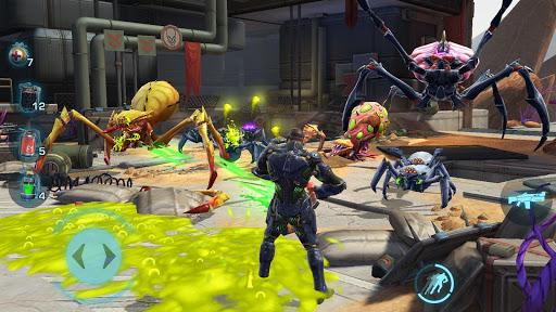 Evolution 2: Battle for Utopia. Shooting games apktram screenshots 8