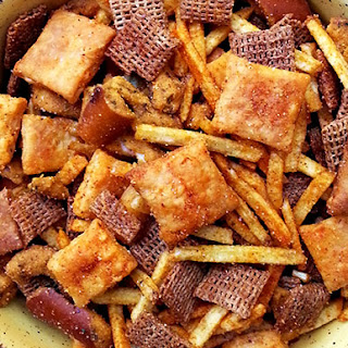 Homemade Cheez-it Party Mix