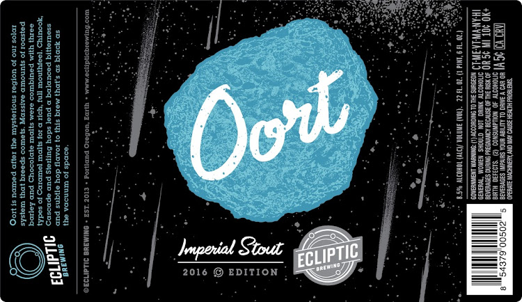 Logo of Ecliptic Oort Imperial Stout
