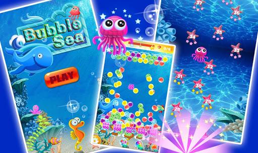 Sea Bubble Mania