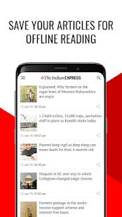 App Headlines, India News & epaper - Indian Express APK for Windows Phone