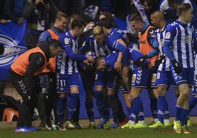 Liga: Alaves manque l'occasion de s'emparer de la quatrième place