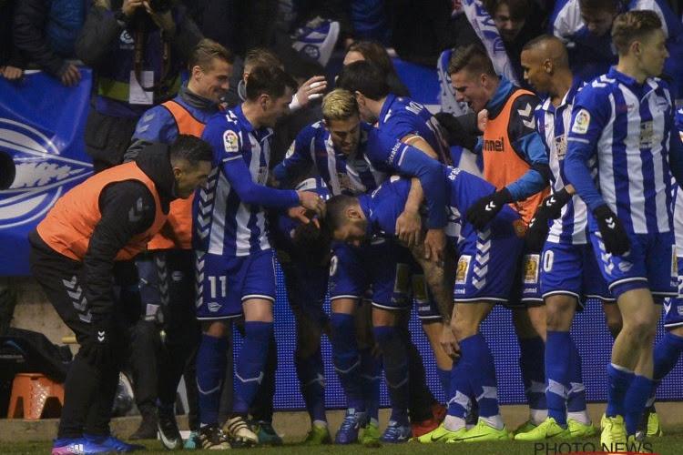 Liga: Alaves s'impose et se rapproche de la quatrième place