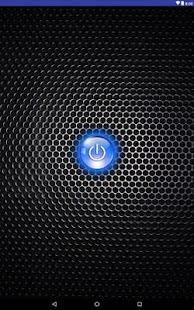 UniFlashlight - náhled