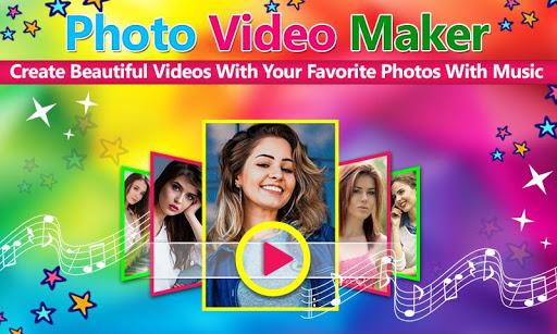 Photo Video Editor with Music - Slideshow Maker 1.0.3 screenshots 1