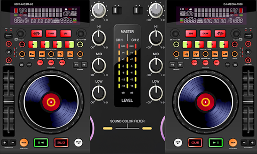 Virtual DJ MP3 Mixer 1.2 screenshots 2