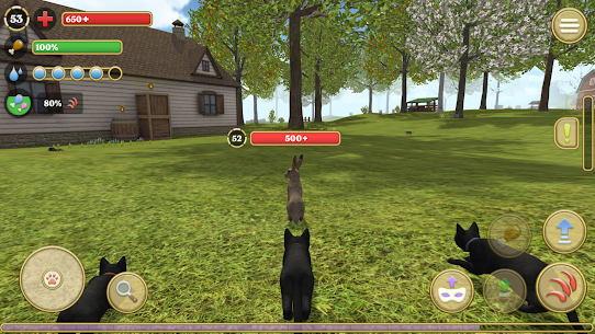 Cat Simulator 2020 MOD (Unlimited Money/No Ads) 2
