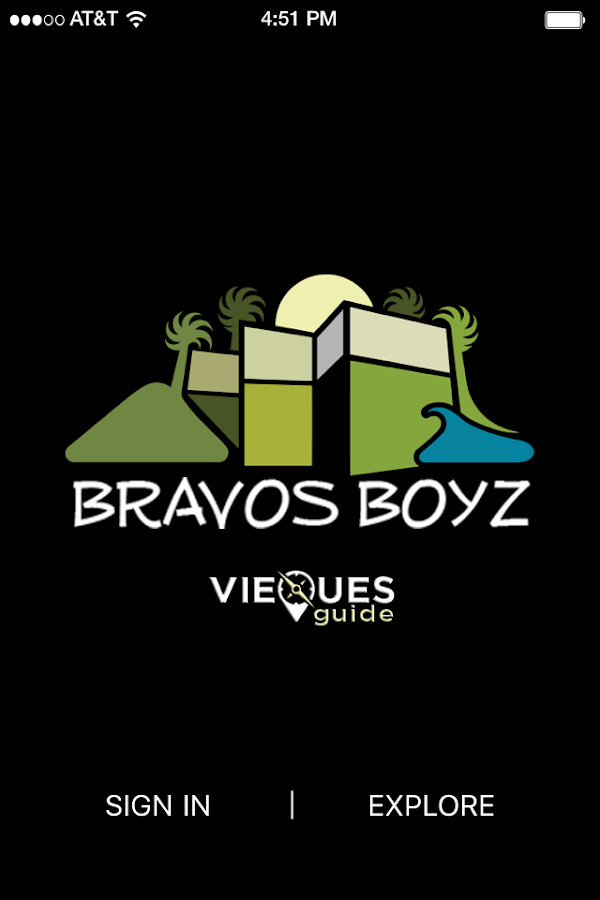 Bravos Boyz Vieques Guide- screenshot