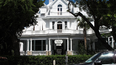 Photo: One of many converted homes to hotels.
