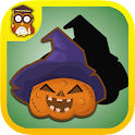 Halloween Shapes Puzzle icon