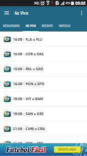 PlacarTv Futebol Ao Vivo Online - náhled