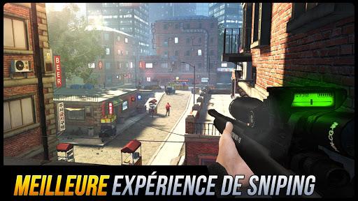 Sniper Honor: Best 3D Shooting Game  captures d'écran 1