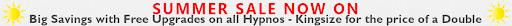 Hypnos Divan Bases promotion