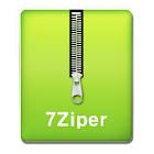 7Zipper - File Explorer icon