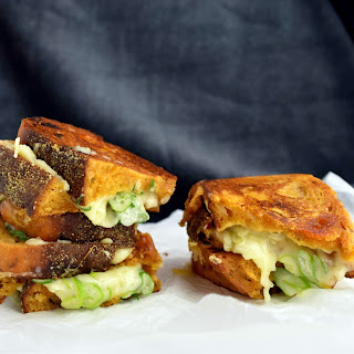 Spring Onion Cheese Sandwich Recipes