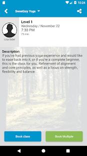 Sweetbay Yoga - náhled