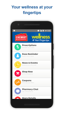 The Chemist Warehouse App - screenshot