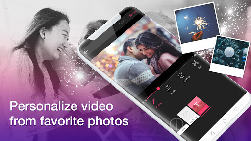 Video Editor With Music App, Video Maker Of Photo 2.5.0 screenshots 2