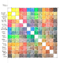 Photo: Pebeo 12 Half Pan Watercolour Set