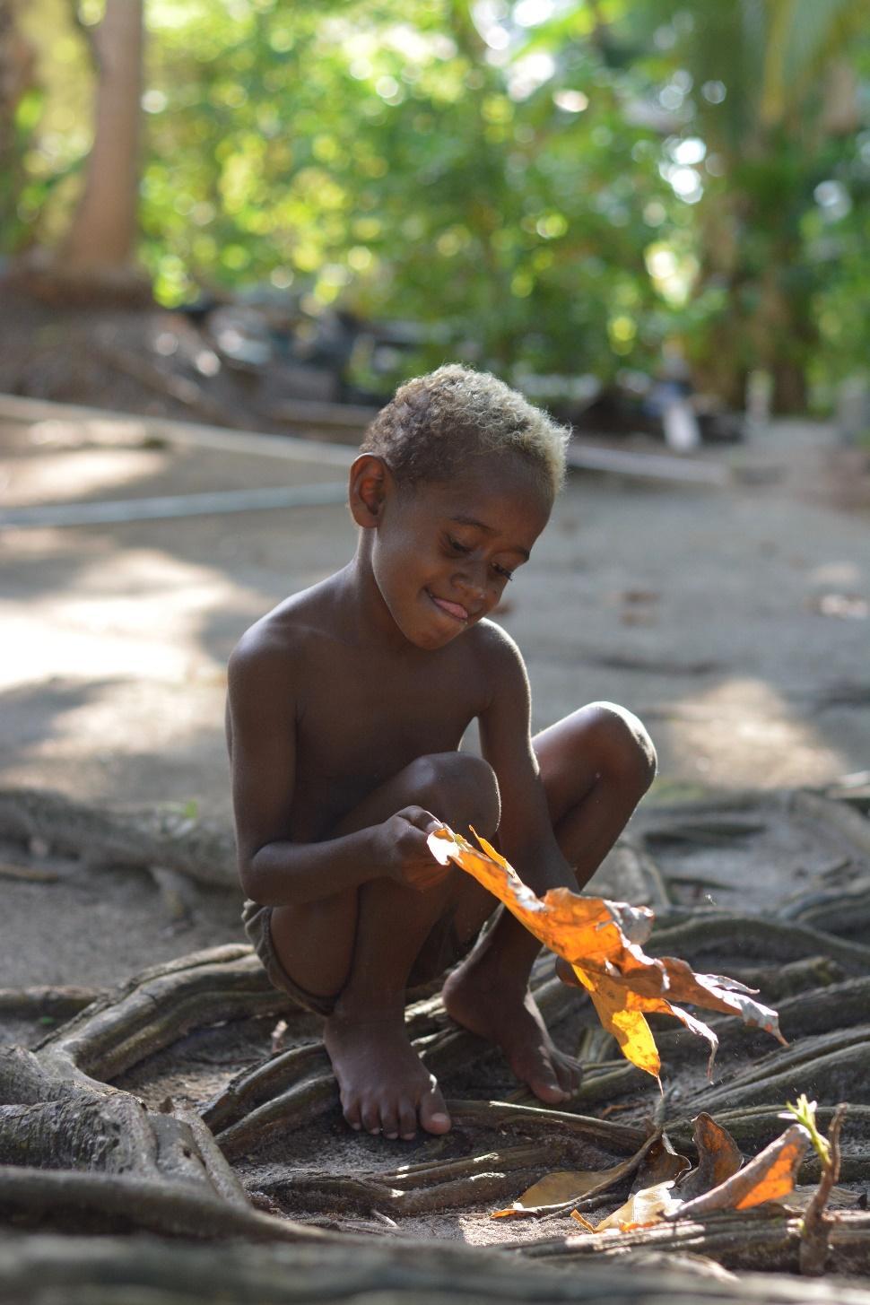 Misool Island People
