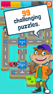 Crazy Maze - Traffic Puzzle- screenshot thumbnail