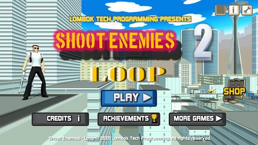 Shoot Enemies - Free Offline Action Game of War android2mod screenshots 2