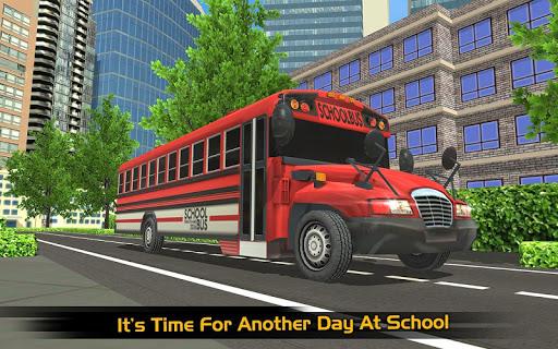 School Bus Simulator 1.4 screenshots 4