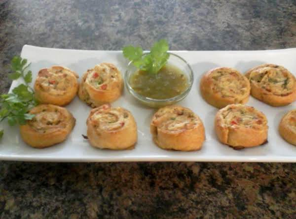 Devilishly Good Hammie, Cheese And Pimento Appetizers Recipe