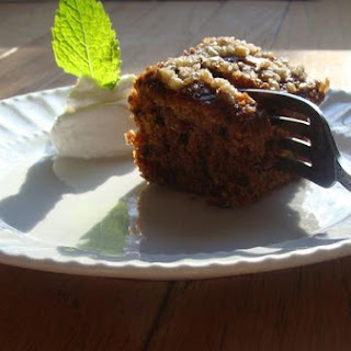 Raisin Cake - Vegan