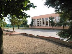 Photo: sala gimnastyczna
