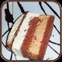 蛋糕食谱视频 icon