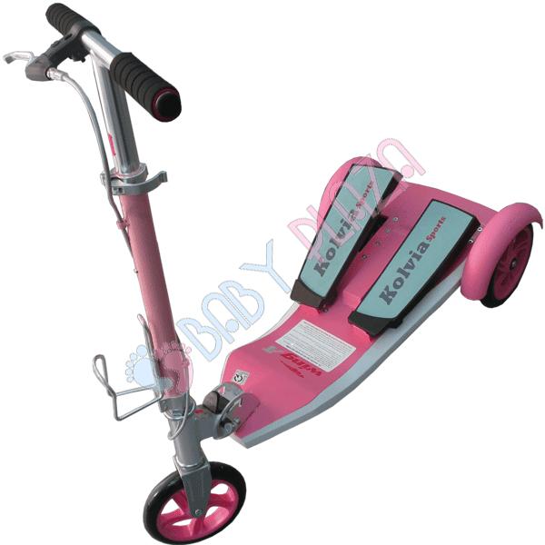 Xe trượt scooter đạp chân Wing A 2