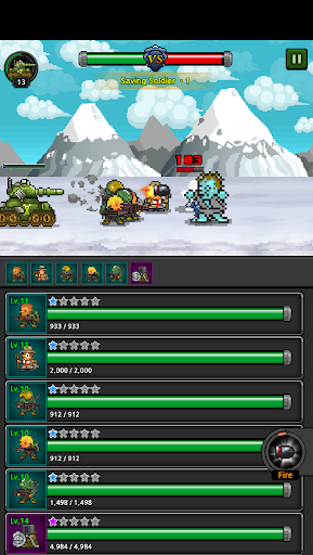 Grow Soldier - Idle Merge game apkdebit screenshots 18