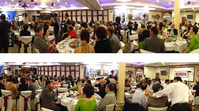 Photo: Quang cảnh Dạ Tiệc Hội Ngộ Mùa Thu 2012 tại nhà hàng Grand Fortune – San Jose