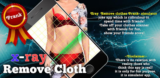 Xray Remove Clothes Scanner Prank (Simulator) - Apps on Google Play